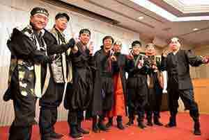 tourism promotion in japan through ninjas