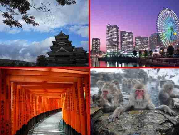 best travel destinations in japan