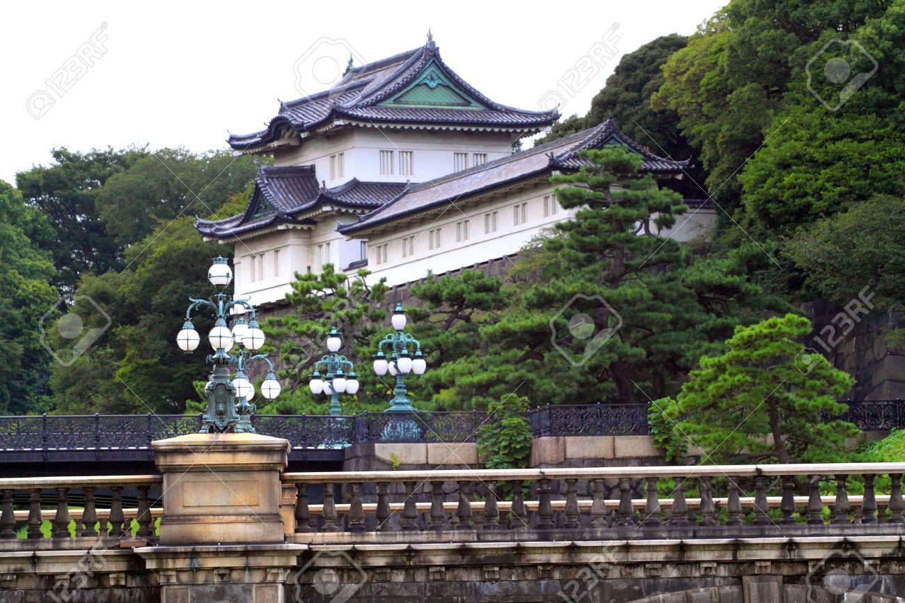 Visit japanese imperial palace without prior reservation for Visit tokyo