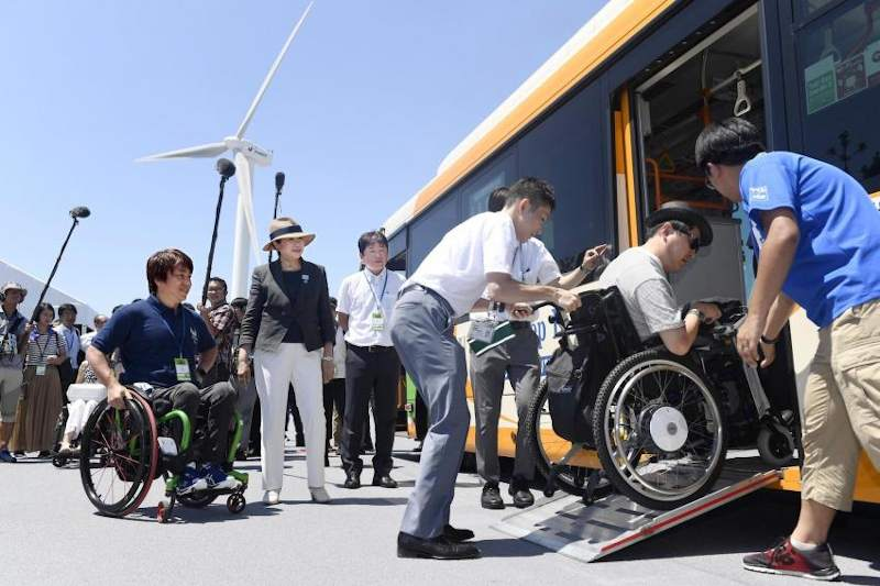 Japan Speeds Up Barrier-Free Initiatives Ahead of Paralympics