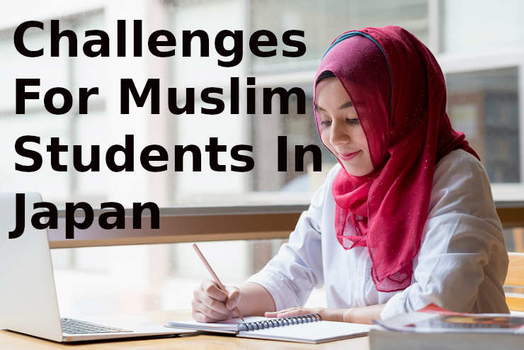 Challanges for Muslim students in Japan